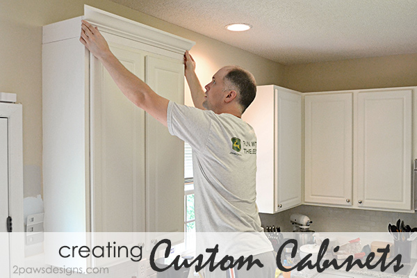 Project Kitchen: Creating Custom Cabinets