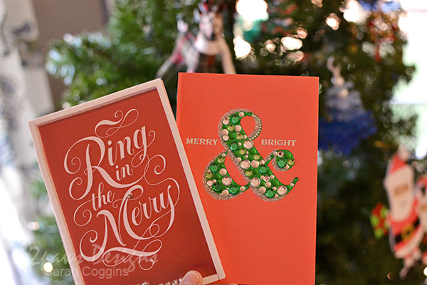 Hallmark No Ordinary Christmas Cards #NoOrdinaryCards #LoveHallmark