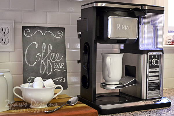Ninja Coffee Bar System #sharkninja #ad