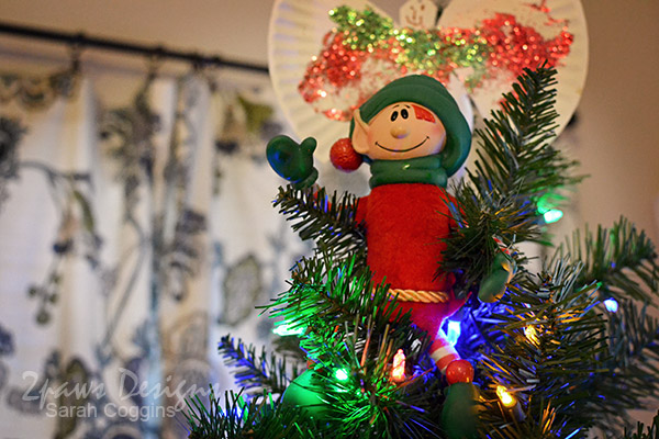 Project 52 Photos: Week 48 – Christmas Elf Returns