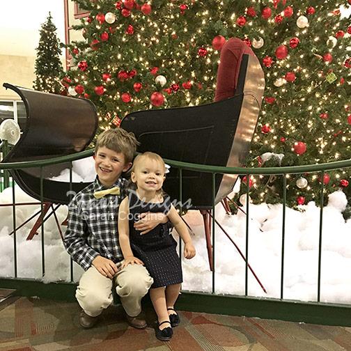 Waiting for Santa 2016