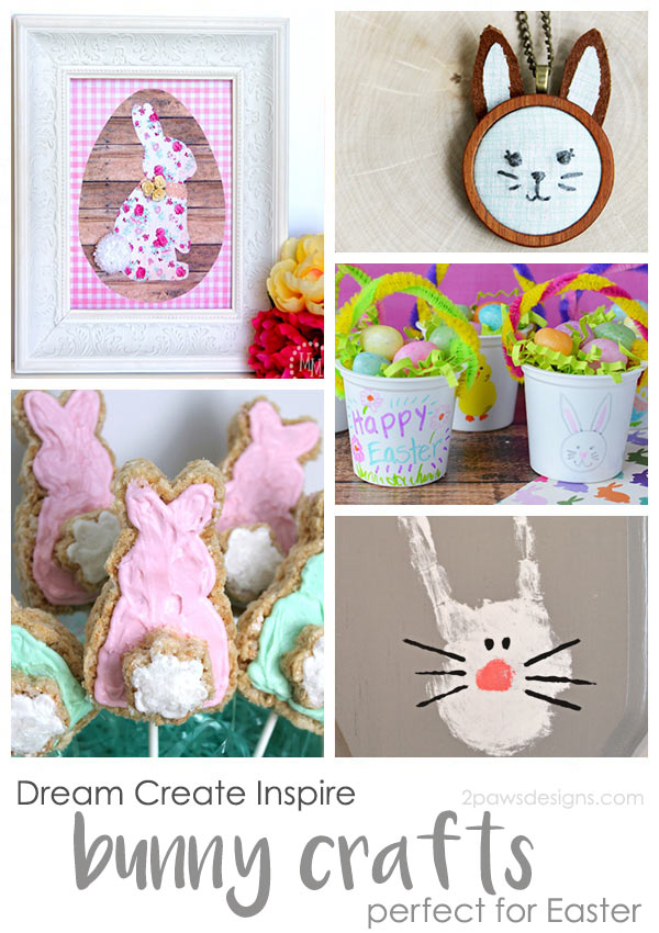 Dream Create Inspire: Bunny Crafts