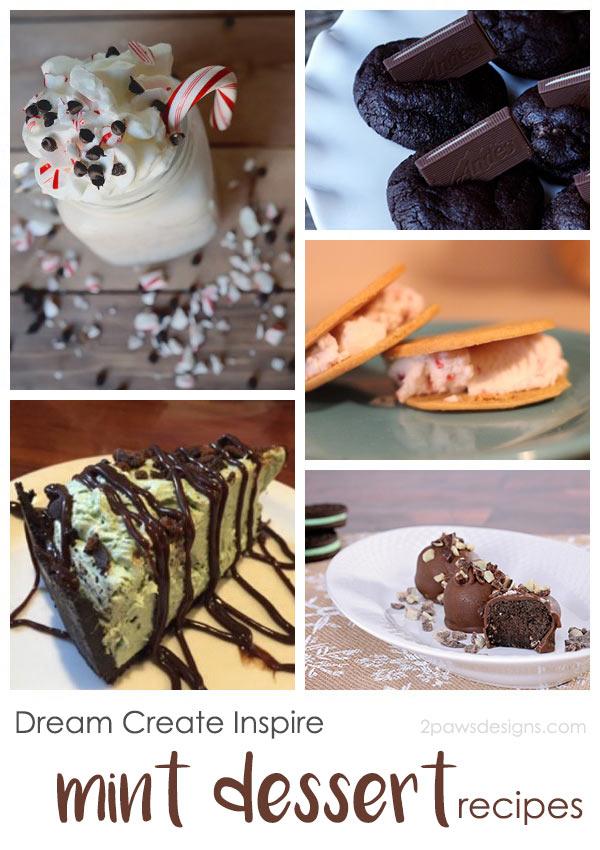 Dream Create Inspire: Mint Dessert Recipes