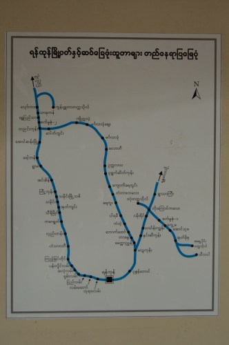 Circle train map.