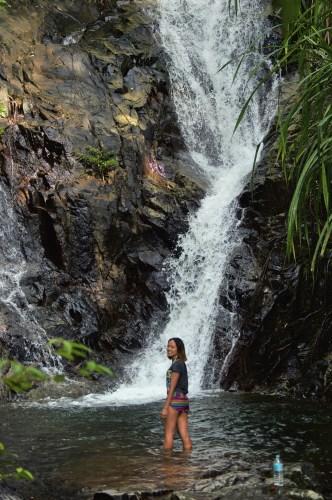 Nagkalit-Kalit Falls.
