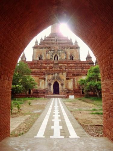 Sulamani Temple.