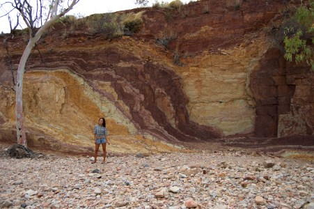 The Ochre Pits.