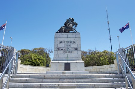 Albany ANZAC Memorial.