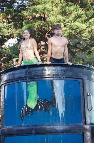 Fringe Mermaids!