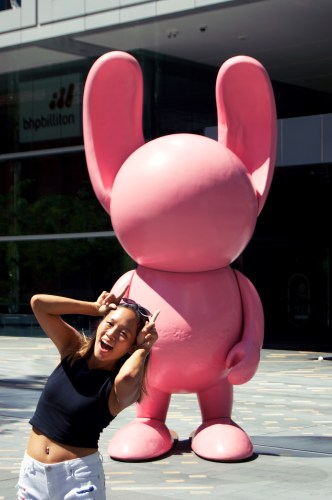 Brookfield Bunny!