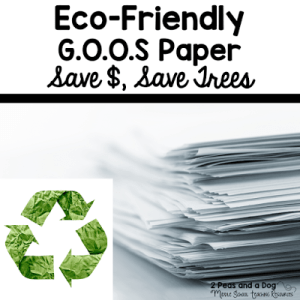 Got Paper? Get Goos(e) Paper