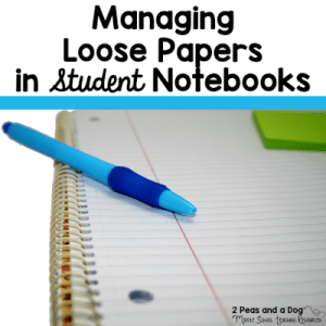 Managing the Paper Monster in Notebooks