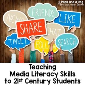 Teaching Media Literacy Skills to 21st Century Students