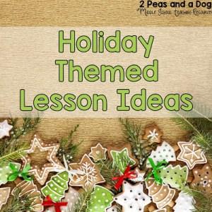 Holiday Season Lesson Ideas