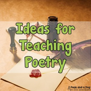 Fresh Ideas For Teaching Poetry
