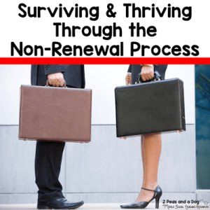 Surviving and Thriving Through the Non-Renewal Process