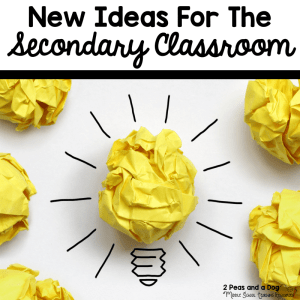 Creative Lesson Ideas