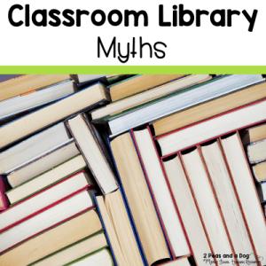 5 Classroom Library Myths