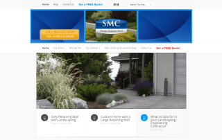 SMC Construction Services Homepage