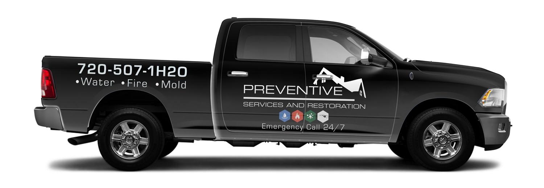 Preventive-Services-Truck-Wrap