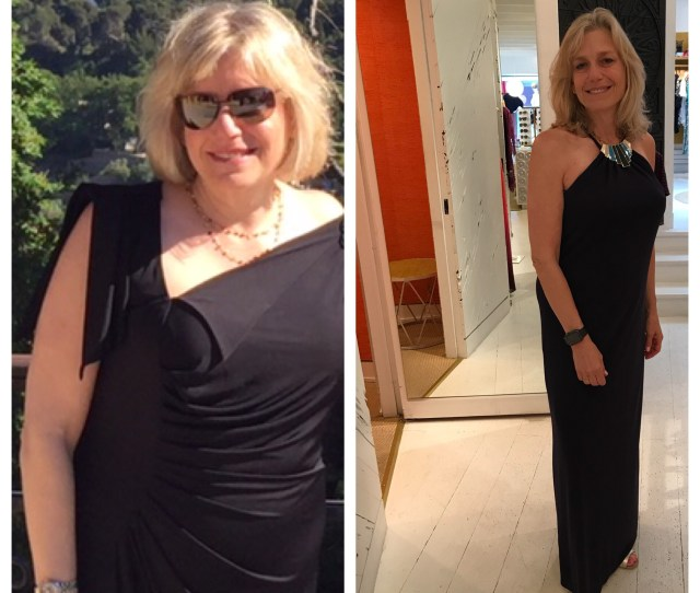 Year Old Woman Down  Lbs In Just   Years
