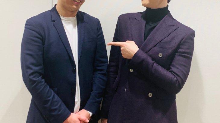 [SNS] 190121 古家さん Twitter update (ジュノと❤️)