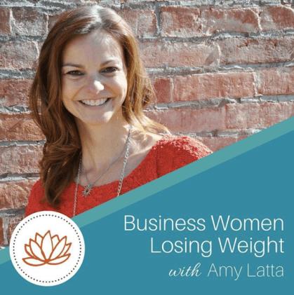 business women losing weight