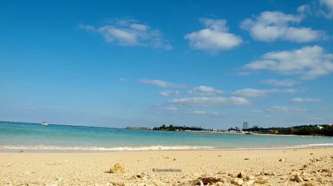 nishikinohama beach