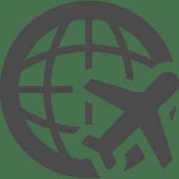 Overseas Travel business Trip Icon Nipponderful Com