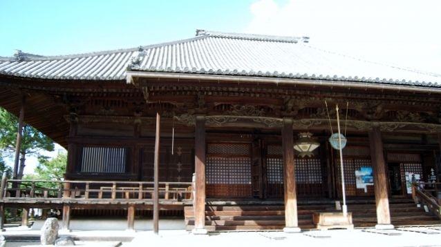 saidai-ji, main hall