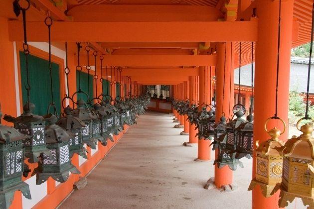 kasuga-taisha lanterns