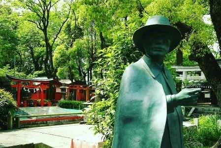 ikutama statue