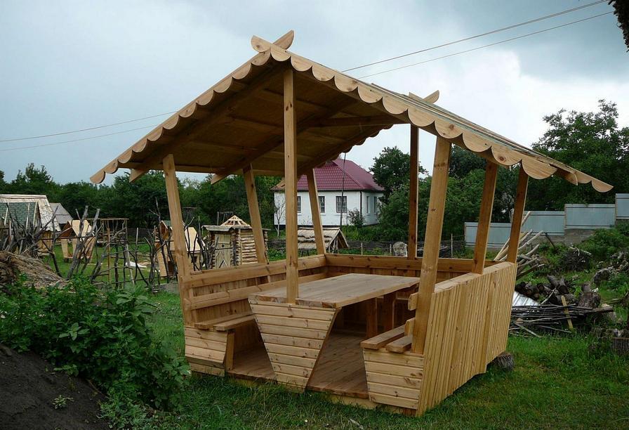 Jak Zrobić Altanę Z Niczego Opcja Nr 7 Z Palet Drewnianych