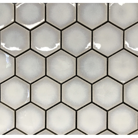 odyssey star white 2 concaved hex