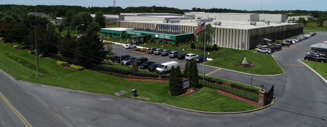Tishcon Maryland bottling & tableting facility