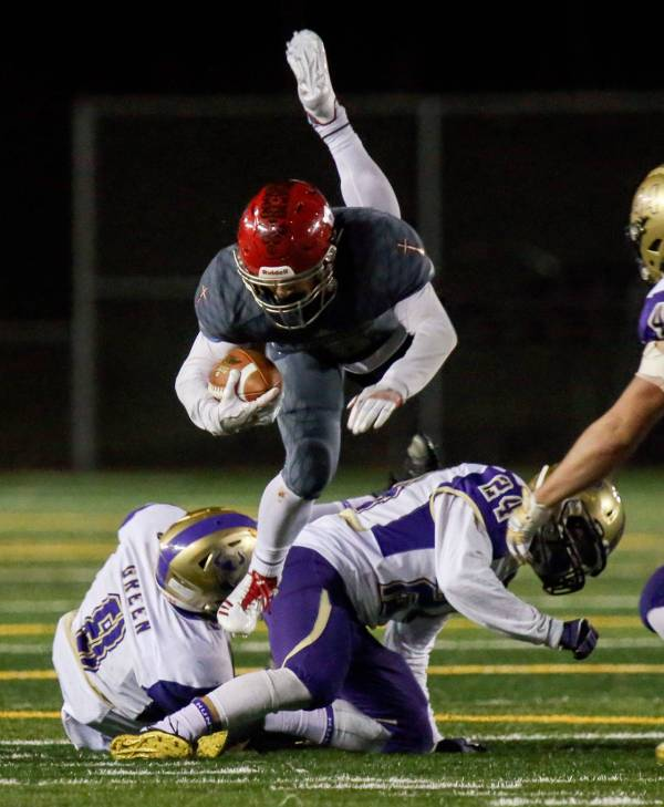 Archbishop Murphy fends off North Kitsap in state matchup ...