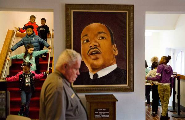 Commentary: What's love got to do with MLK Jr.'s dream ...