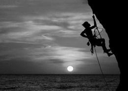 Climbing_sunset