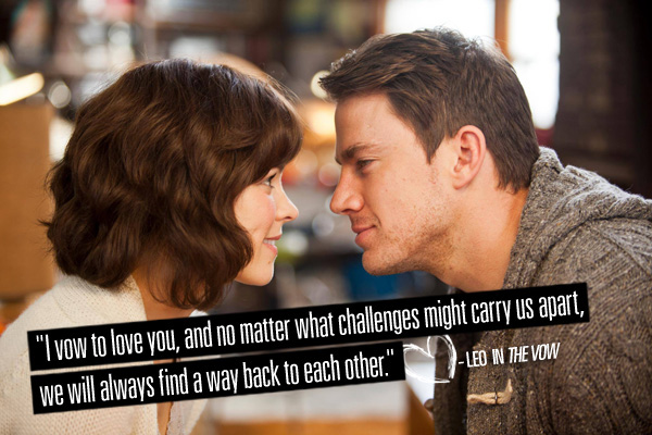 Love Quotes From Movies   Romantic Movie Quotes Love quotes from movies