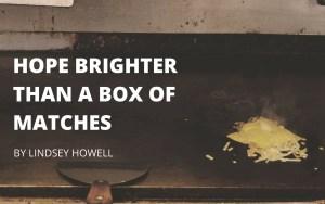 Hope Brighter Blog