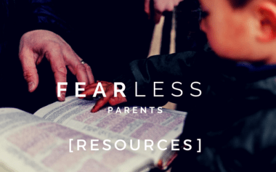 FearLESS Parents: Resources