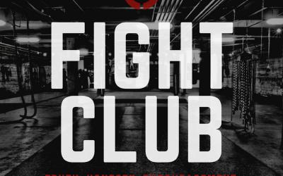 Fight Club Kick Off!