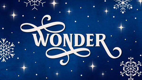 Wonder| Wise Men Gave  Image