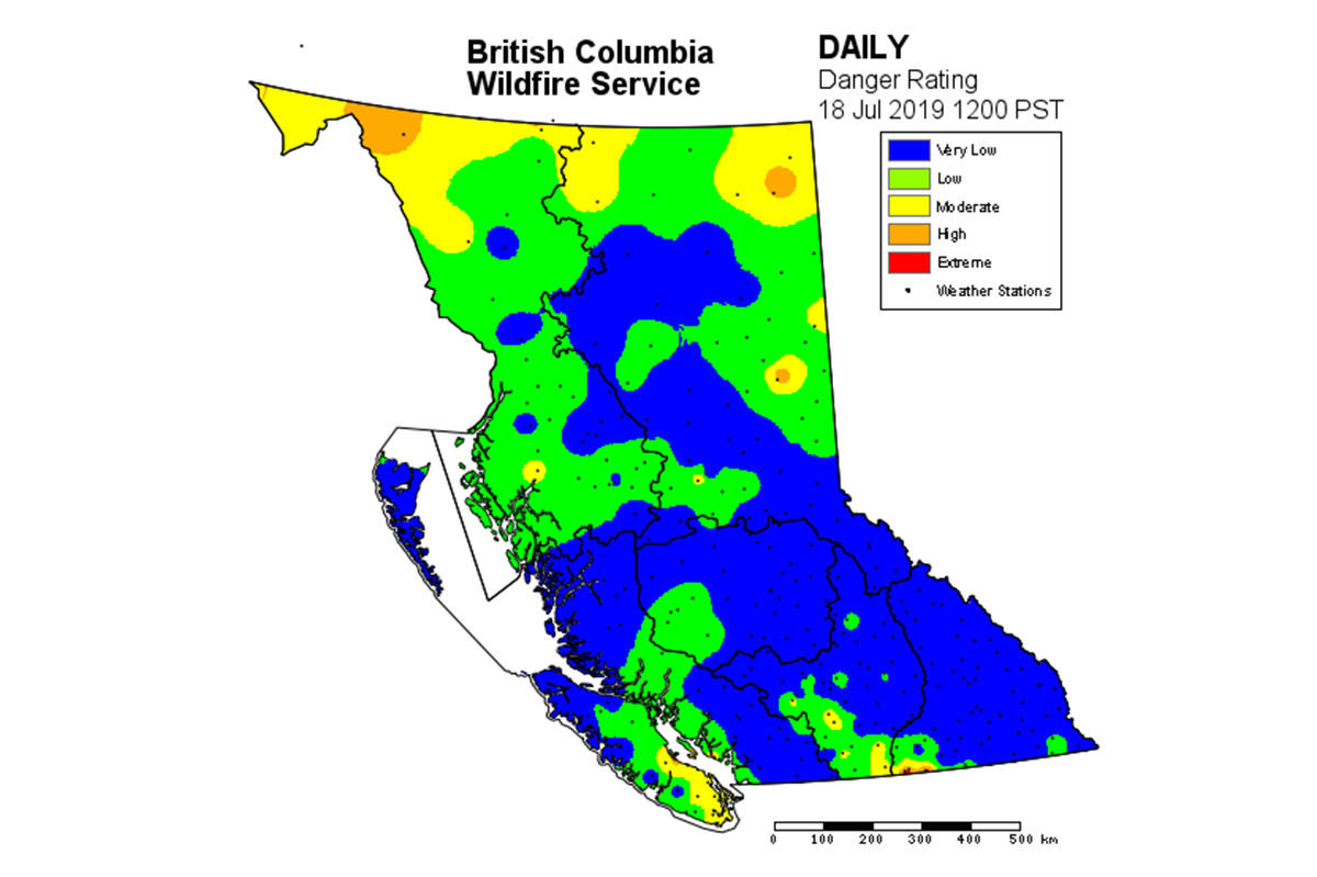 01/07/2021· it is an estimated 89,627 hectares in size after being discovered on june 28. Bc Wildfire Service Warns Wet Weather No Reason To Be Complacent Cloverdale Reporter