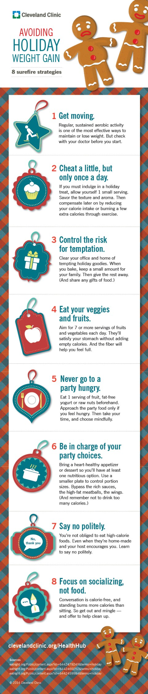 Stay Safe This Holiday Season: Be Careful in Your Eating