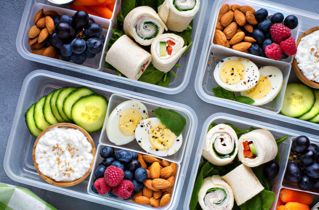 A Beginner S Guide To Healthy Meal Prep Health Essentials From Cleveland Clinic