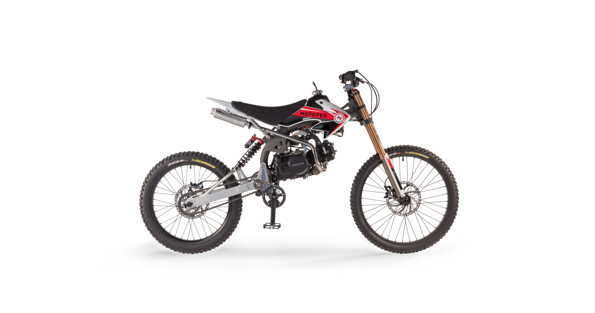 Motoped Survival Bikes