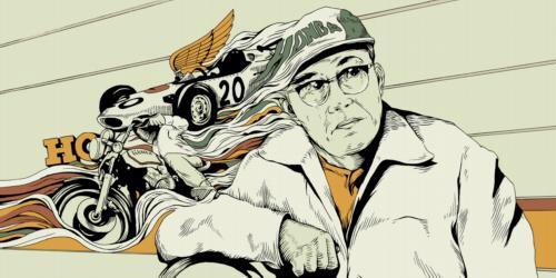 La historia de un gran visionario que creó una de las marcas más importantes de motos contra toda adversidad