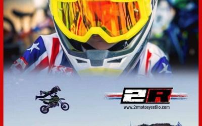 """Conoce a la joven promesa en el """"freestyle motocross"""" orgullo de Latinoamérica"""