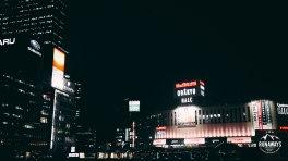 Near Shinjuku Station